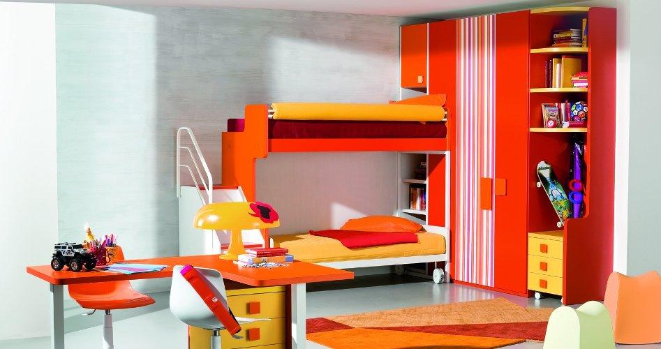 Camerette zg idee creative e innovative sulla casa e l for Mg arredamenti